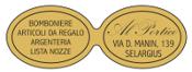 Etichette adesive per gioielli