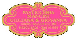 Etichette adesive per pasticcere