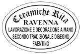 Etichette adesive per ceramiche