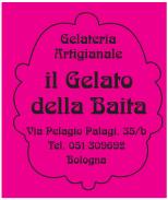 Etichette adesive per gelato
