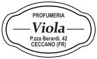 Etichette adesive per profumerie