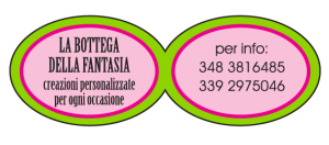 Esempio etichetta per bomboniere