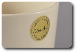 Esempi di etichette adesive per ceramiche