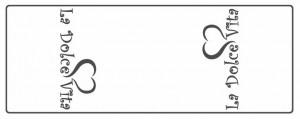 Etichetta adesiva chiudipacco