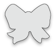 Fustelle piccole forme varie